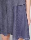 Sleeveless Fit-Flare Dress