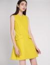 A-Line Dress With Pocket Detailing