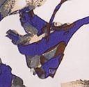 Blue Floral(A06203)